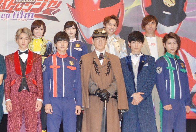 Cast Talk About Their Thoughts at Lupinranger VS Patranger en film Press Conference