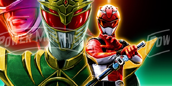 Power Morphicon Reveals Artwork for 2018 Convention