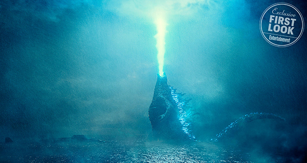 First Look At Godzilla: King of the Monsters Showcases Atomic Breath