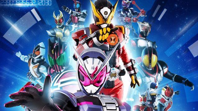 Kamen Rider Zi-O Story and Staff Revealed