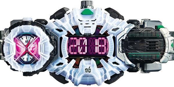 Kamen Rider Zi-O's Ziku-Driver Voices Announced