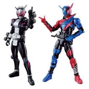 Review: RKF Legend Rider Series Kamen Rider Cross-Z - The