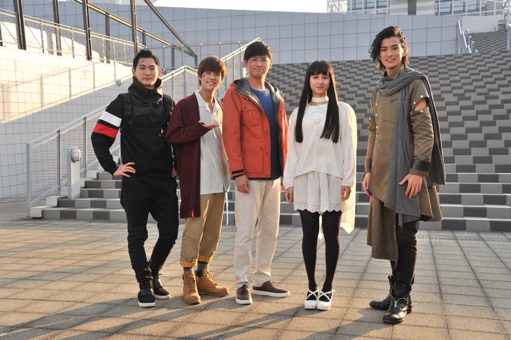 Kamen Rider Agito's Toshiki Kashu Returns in Zi-O Next Week