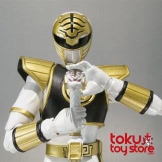 Helmetless White Ranger (item8)