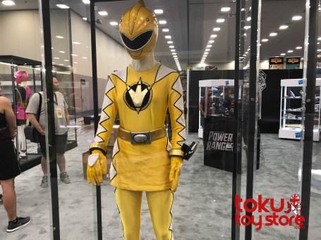 Dino Thunder Yellow