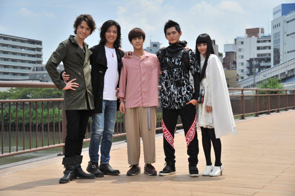 Kamen Rider Faiz Legends Returning for Kamen Rider Zi-O – Toku Toy Store