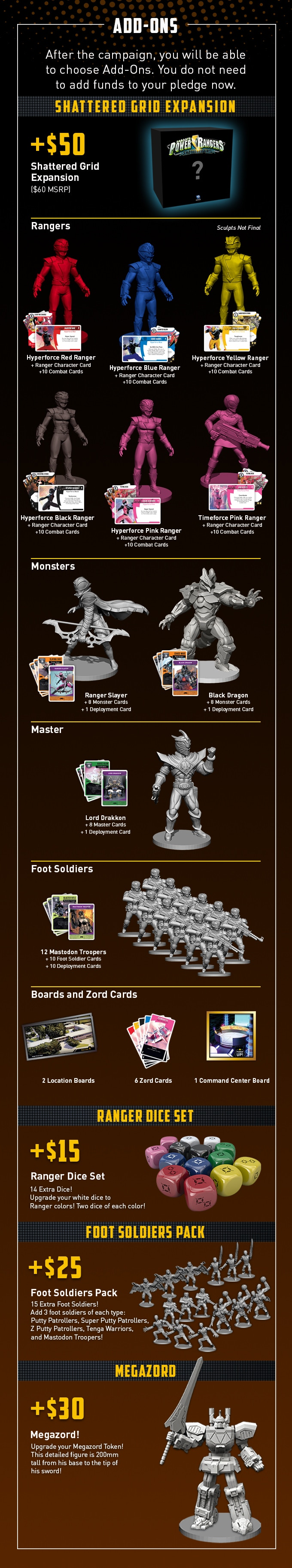Power Rangers_Heroes of the Grid_kickstarter goals_base set (3)