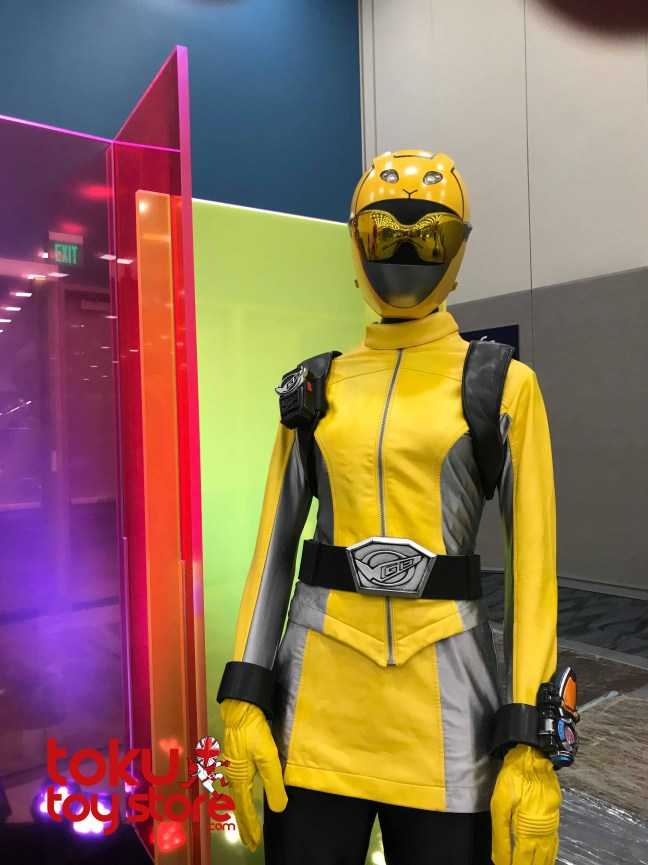 Yellow Ranger 01