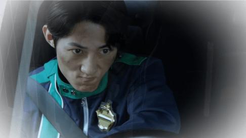 Satoru as Patren 2