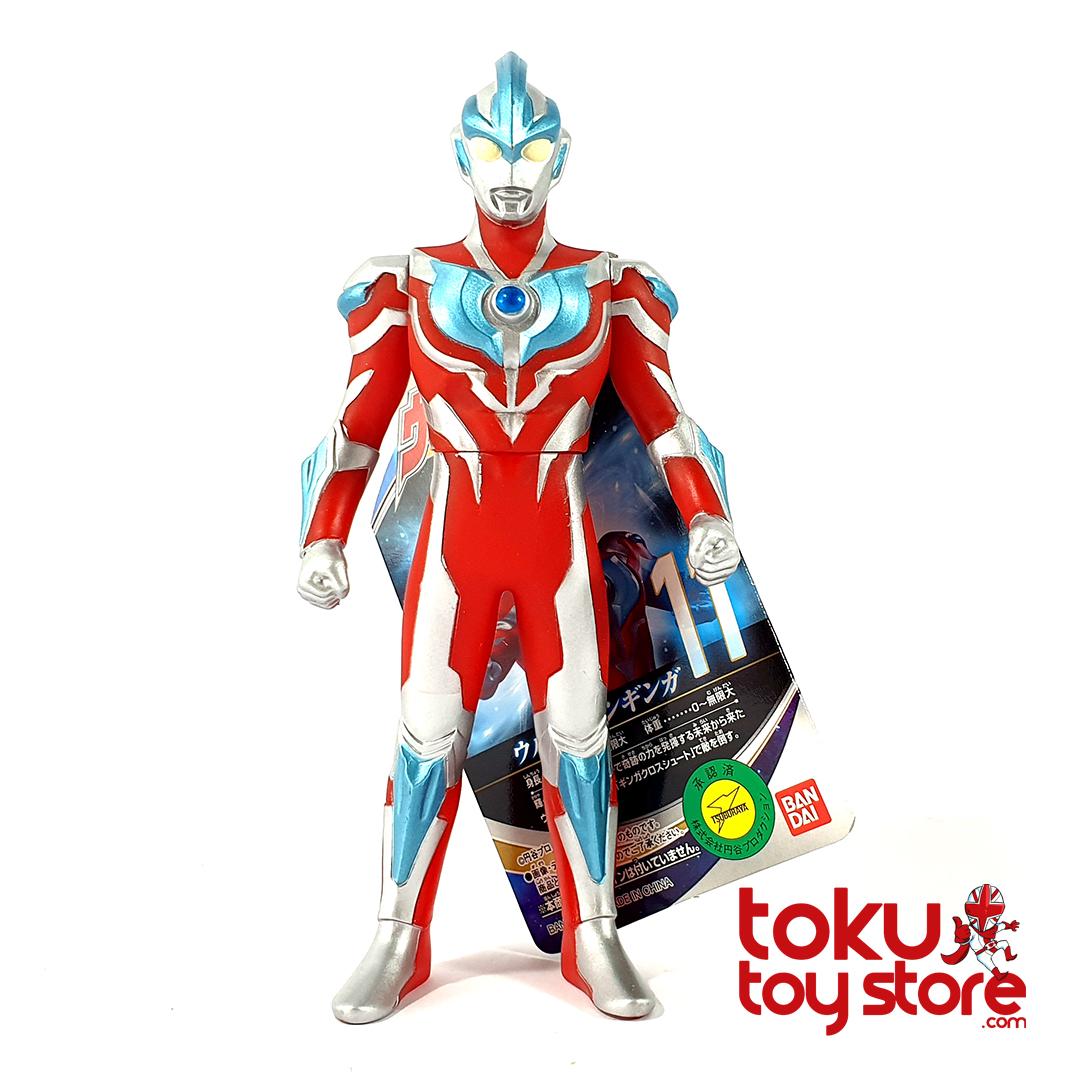 Bandai Ultraman Ultra Hero Series 11 Ultraman Ginga Figure