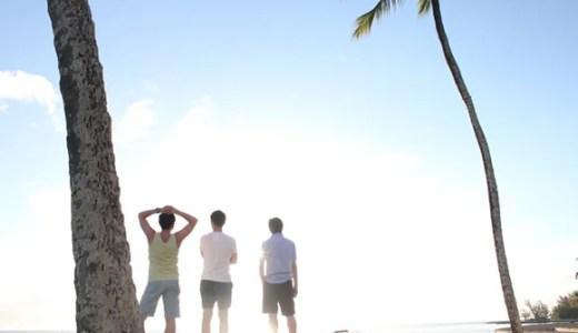 出張編:ハワイの街中でよく見かけたベビーカー