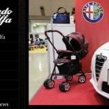 コンビから『アルファロメオ   Alfa Romeo』のベビーカー登場の画像