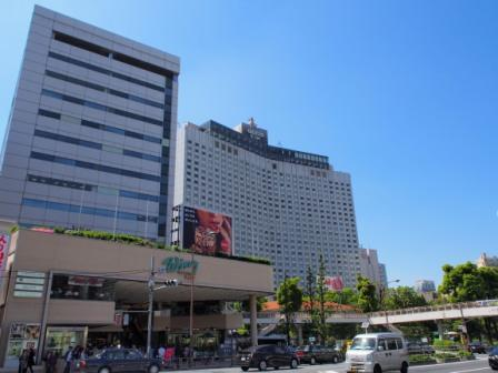 5 Reasons to Stay in Shinagawa in Tokyo & Shinagawa Prince Hotel Attractions