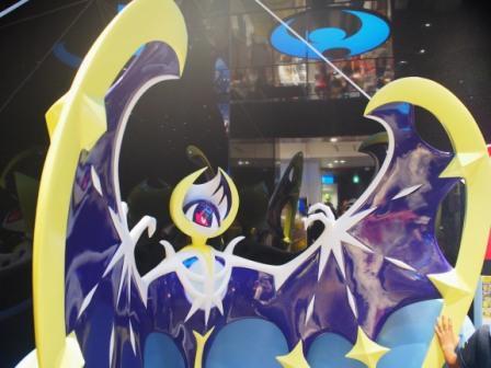 pokemon center tokyo skytree town, tokyo, japan