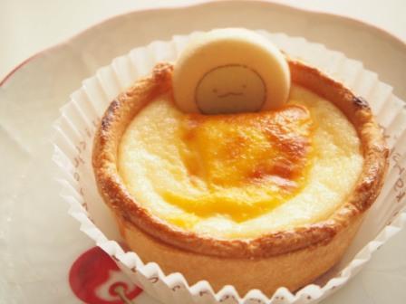 Sumikkogurashi cream cheese pie tokyo japan