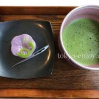 山種美術館のカフェ 椿の和菓子が秀逸!楽しみは2度訪れるとは?