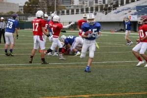 2016/03/21 第8回東西中学生アメリカンフットボール交流戦
