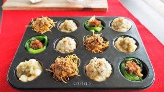 美彩食クラス9月は「茄子のタルタル」