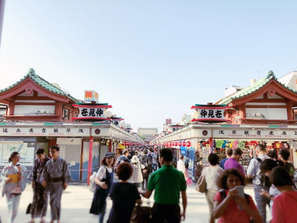 asakusa-nakamise-street