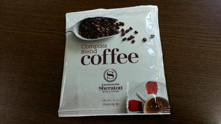 横浜駅シェラトンのコーヒー