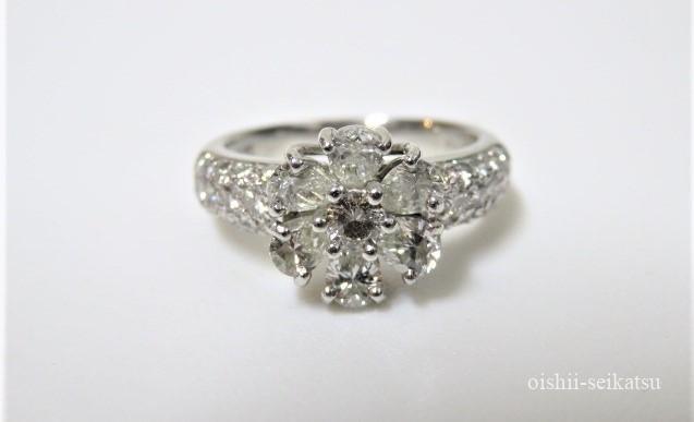 指輪サイズ直し安い