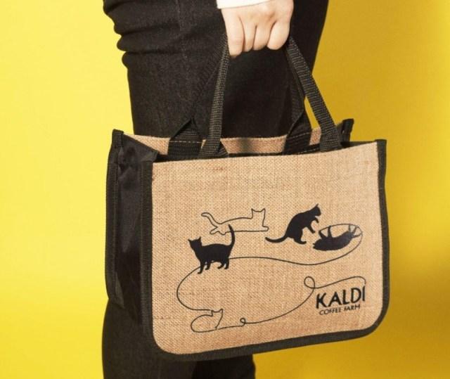 カルディ猫の日バッグ
