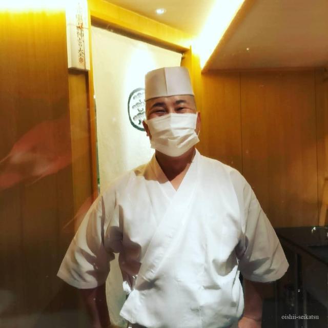 中目黒お寿司つぼみ