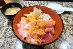 ランチメニューは海鮮丼のみ!四谷駅近くの人気店、鮨 後楽