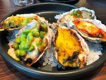 牡蠣と海洋深層水とワイン。Water Grill Kitchen@東京ガーデンテラス