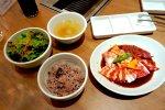 赤坂で十分納得お腹満足の1,000円焼肉ランチ!