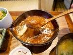 麹町:和だん夢心邸 日本酒で3日煮込んだ名物ビーフシチュー ランチ