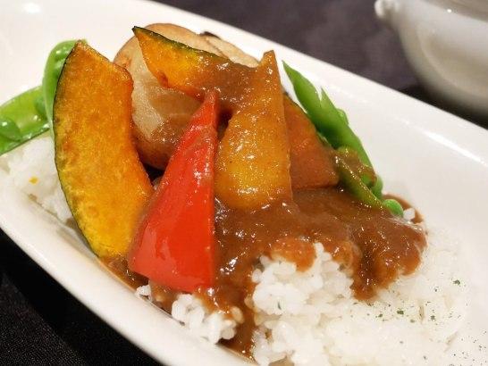 香り焙煎野菜カレー