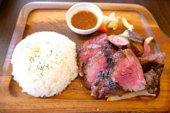 肉バル特性肉盛りプレート(松)