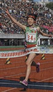 向井選手ゴール (2)