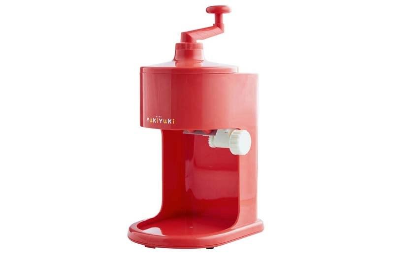 台湾風かき氷を自宅で作る!ふわふわのかき氷を家庭で楽しむかき氷機とレシピが大人気!