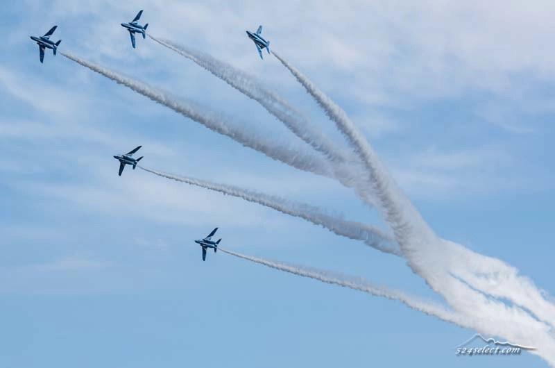 """""""2015入間航空祭""""混雑と駐車場攻略!ブルーインパルスを見るならしっかり事前チェック!"""