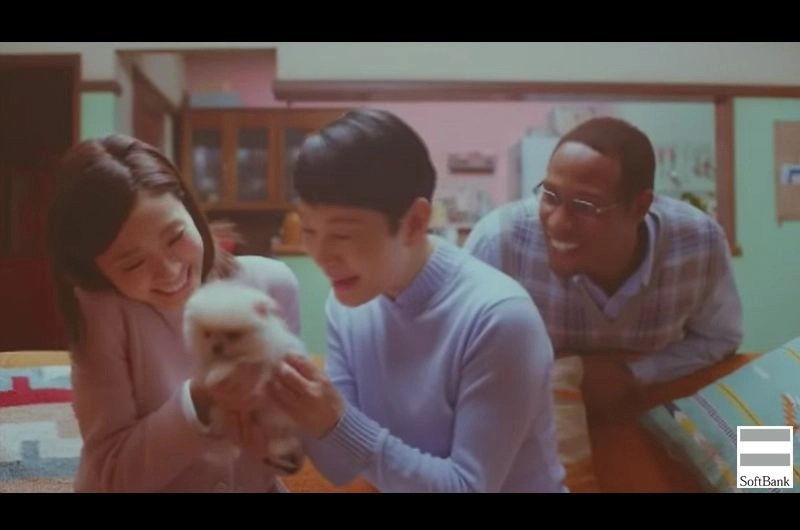 ソフトバンク白戸家ギガ学割CM子犬の声は誰?意外な声優?乃木坂46生駒里奈が子犬の声で出演