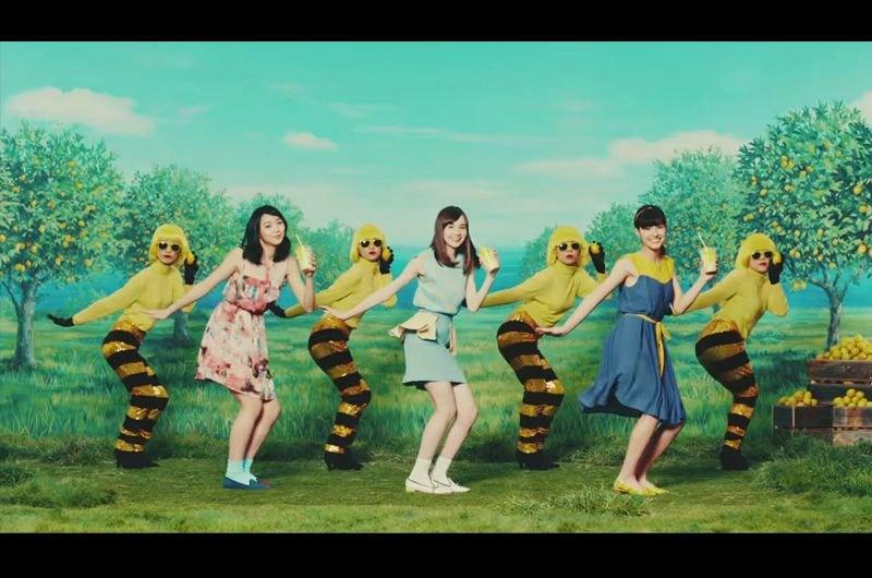 マクドナルドマックシェイクはちみつレモンCMの女の子誰?軽快なダンスを踊るマーシュ彩