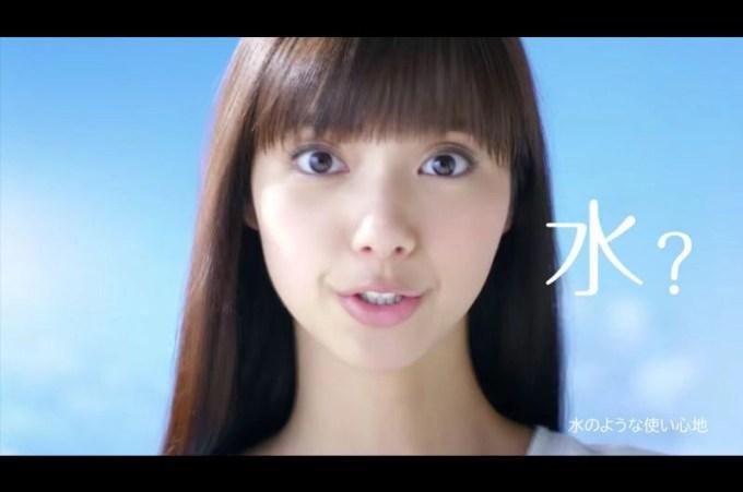 ロート製薬水から生まれた「スキンアクア」新CM女優は誰?新川優愛出演!強力UVカット日焼け止め