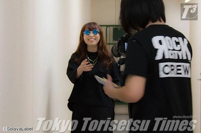 朝倉さや快進撃のミュージック:伝説生物PV撮影現場公開!独自映像でメイキングシーン取材!