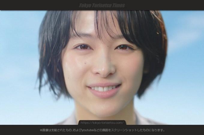 アクエリアスクリアウォーター新CMボクササイズをする女の子!アクションシーン清野菜名出演