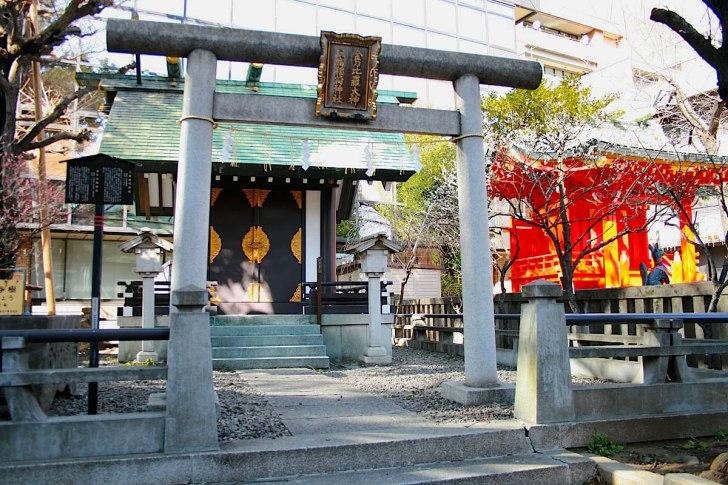三宿・金刀比羅神社
