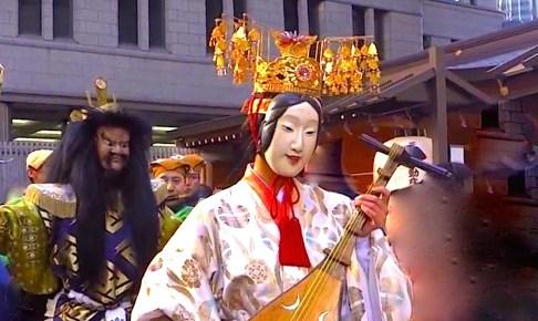 虎ノ門金刀比羅宮 初こんぴら祭