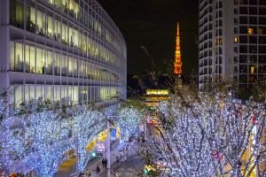 六本木ヒルズクリスマス