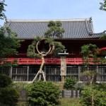 寛永寺・清水観音堂