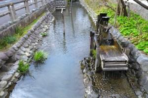 六郷用水遊歩道