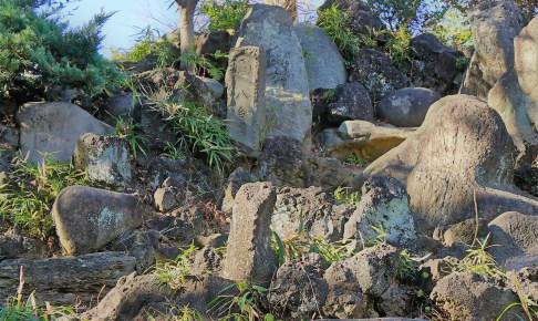 音羽富士(護国寺)
