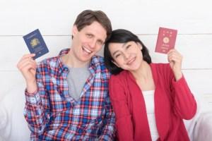 国際結婚/日本人の配偶者ビザ