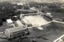 学校全景(昭和46年)
