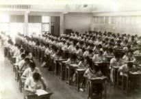 分校第1回入学試験(昭和42年3月)